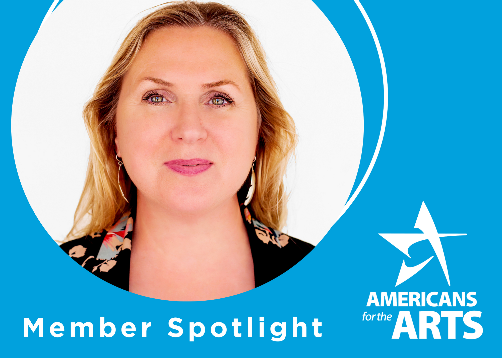 Americans For The Arts Member Spotlight: Bernadette Carroll